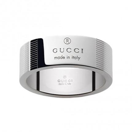 Anello Gucci Trademark Stripes