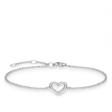 """Collier """"HEART"""" KE1554-051-12-L45v"""